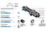 """DT Swiss HXC 1200 Spline Hinterrad 27,5"""" Hybrid Boost schwarz"""